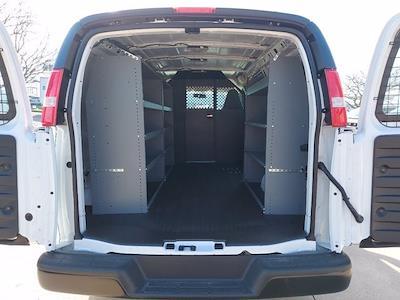 2020 Chevrolet Express 2500 4x2, Masterack Upfitted Cargo Van #L81735 - photo 2