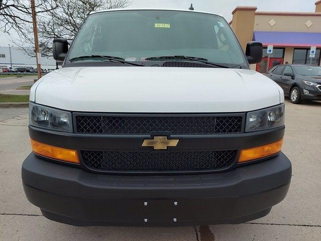 2020 Chevrolet Express 2500 4x2, Masterack Upfitted Cargo Van #L81737 - photo 2