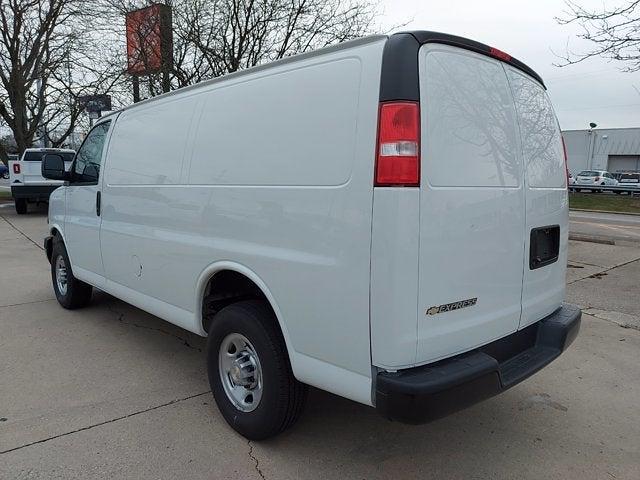 2020 Chevrolet Express 2500 4x2, Masterack Upfitted Cargo Van #L81737 - photo 5