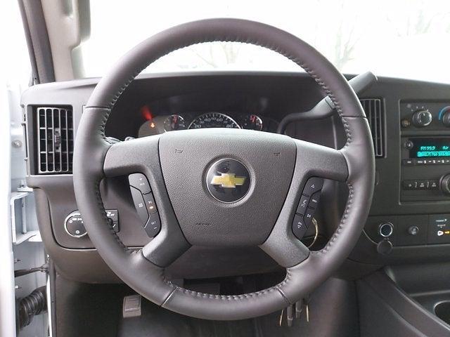 2020 Chevrolet Express 2500 4x2, Masterack Upfitted Cargo Van #L81737 - photo 12