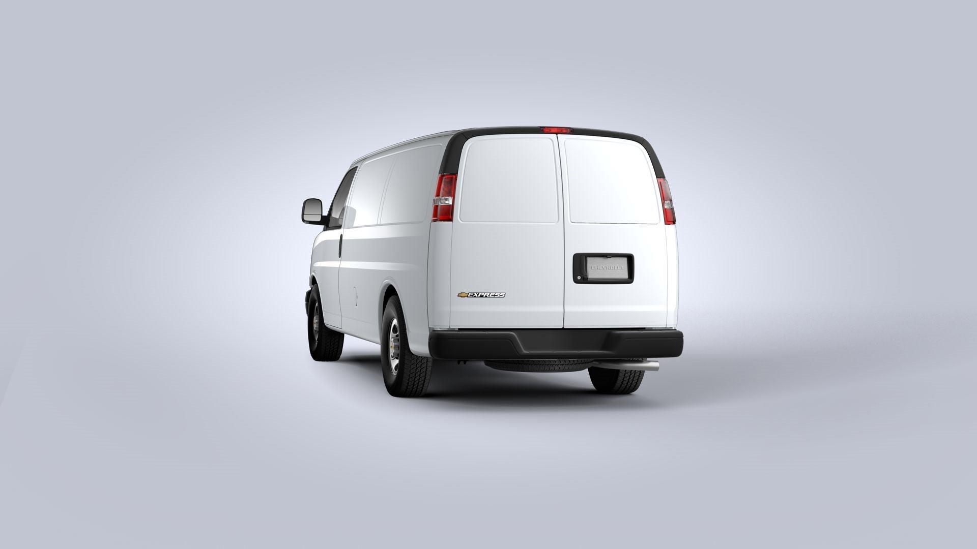 2020 Chevrolet Express 2500 4x2, Masterack Upfitted Cargo Van #L81737 - photo 28