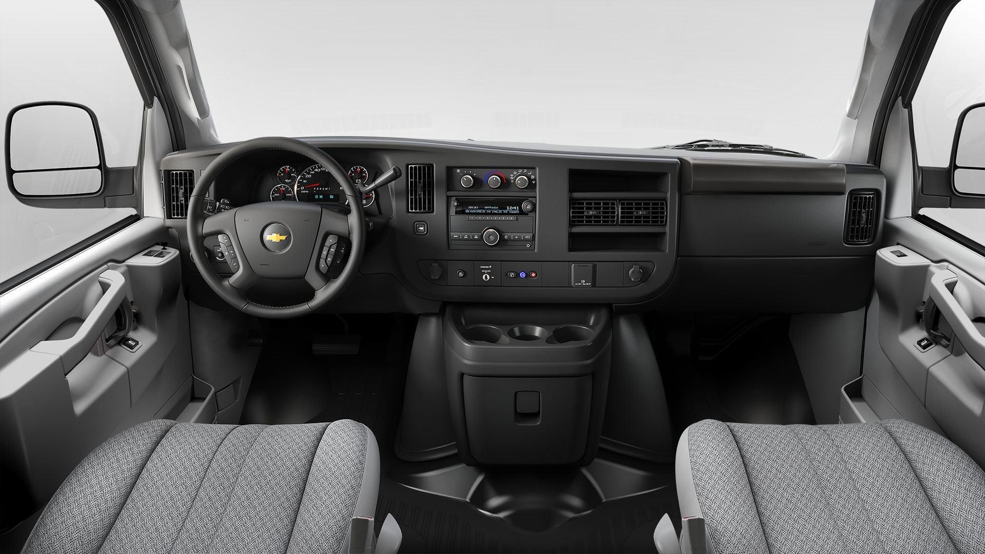 2020 Chevrolet Express 2500 4x2, Masterack Upfitted Cargo Van #L81737 - photo 30