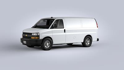 2020 Chevrolet Express 2500 4x2, Masterack Upfitted Cargo Van #L81737 - photo 27