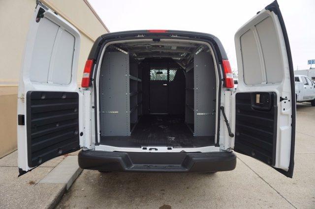 2020 Chevrolet Express 2500 4x2, Masterack Upfitted Cargo Van #L81738 - photo 1