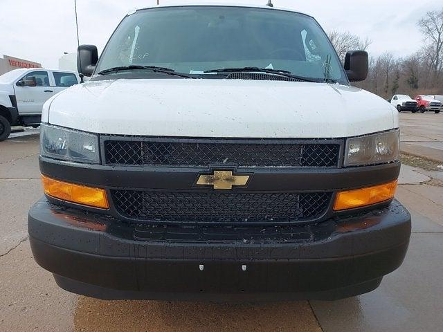 2020 Chevrolet Express 2500 4x2, Upfitted Cargo Van #L81940 - photo 3