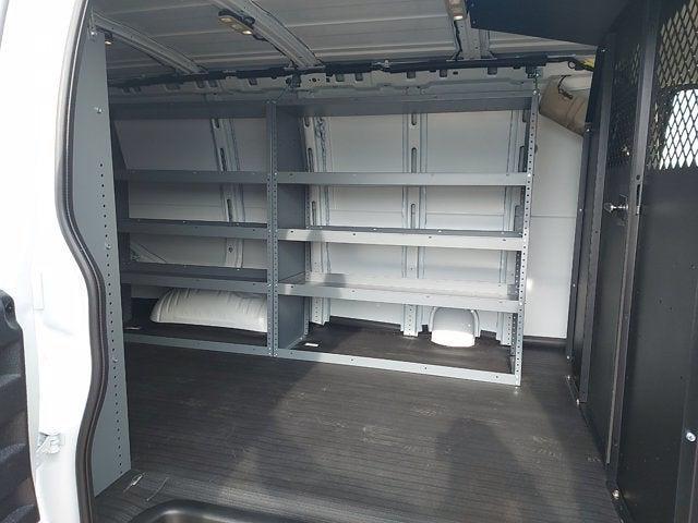 2020 Chevrolet Express 2500 4x2, Upfitted Cargo Van #L81940 - photo 22