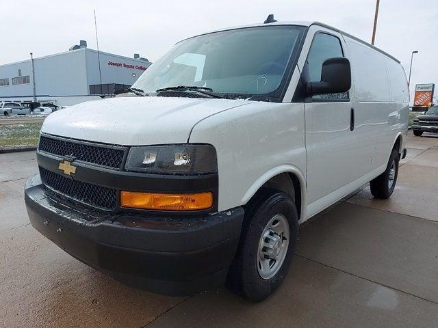 2020 Chevrolet Express 2500 4x2, Upfitted Cargo Van #L81940 - photo 4