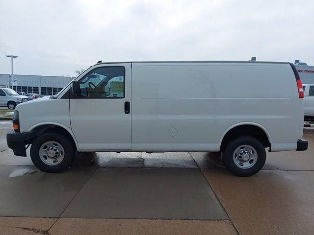 2020 Chevrolet Express 2500 4x2, Upfitted Cargo Van #L81940 - photo 5