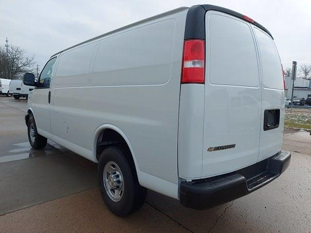 2020 Chevrolet Express 2500 4x2, Upfitted Cargo Van #L81940 - photo 6