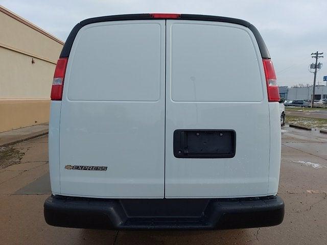 2020 Chevrolet Express 2500 4x2, Upfitted Cargo Van #L81940 - photo 7