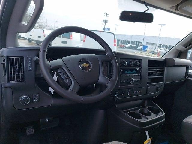 2020 Chevrolet Express 2500 4x2, Upfitted Cargo Van #L81940 - photo 10