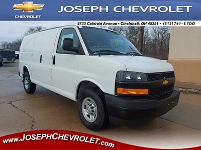 2020 Chevrolet Express 2500 4x2, Upfitted Cargo Van #L81940 - photo 1