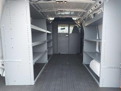 2020 Chevrolet Express 2500 4x2, Upfitted Cargo Van #L81940 - photo 2