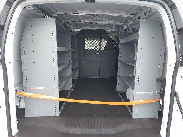 2020 Chevrolet Express 2500 4x2, Upfitted Cargo Van #L81941 - photo 2