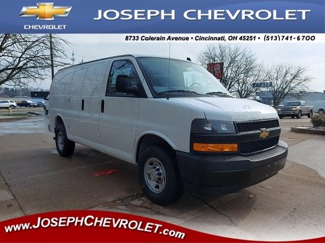 2020 Chevrolet Express 2500 4x2, Upfitted Cargo Van #L81945 - photo 1