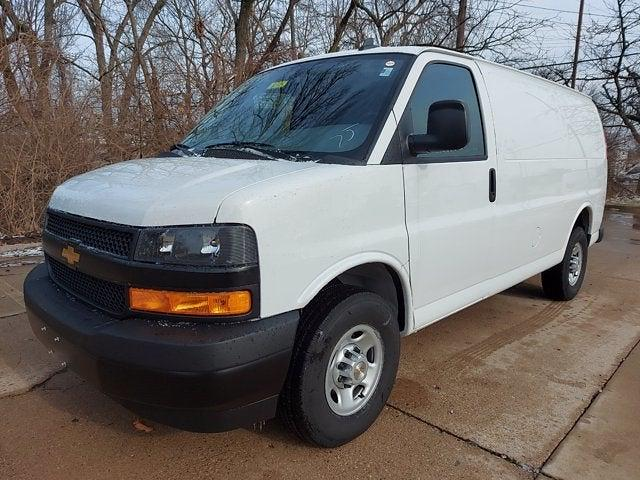 2020 Chevrolet Express 2500 4x2, Upfitted Cargo Van #L81945 - photo 3