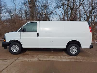 2020 Chevrolet Express 2500 4x2, Upfitted Cargo Van #L81945 - photo 4