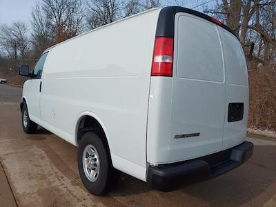 2020 Chevrolet Express 2500 4x2, Upfitted Cargo Van #L81945 - photo 5