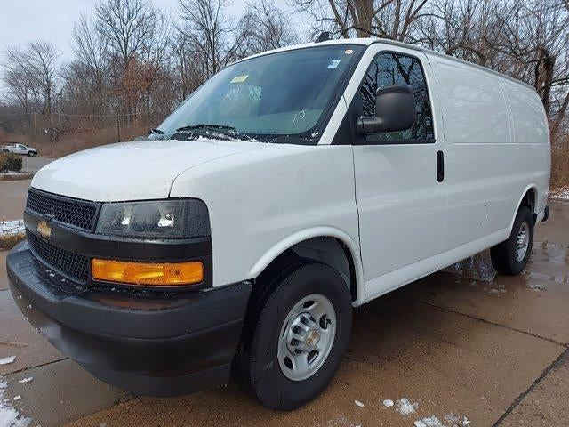 2020 Chevrolet Express 2500 4x2, Upfitted Cargo Van #L81946 - photo 4