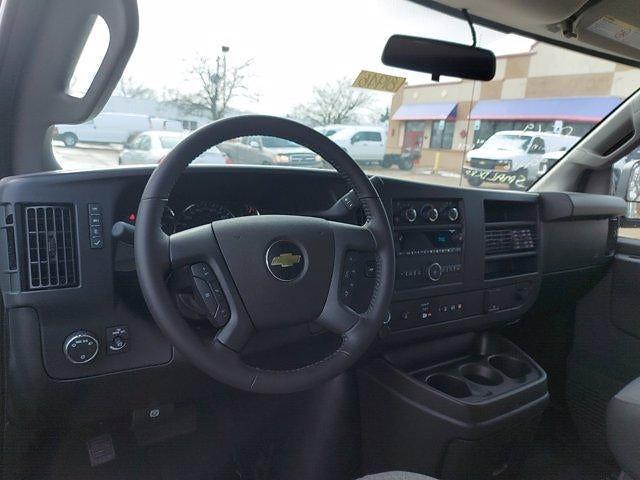 2020 Chevrolet Express 2500 4x2, Upfitted Cargo Van #L81946 - photo 10