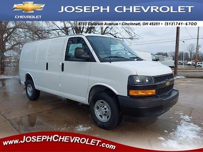 2020 Chevrolet Express 2500 4x2, Upfitted Cargo Van #L81946 - photo 1