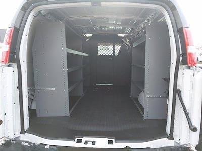 2020 Chevrolet Express 2500 4x2, Upfitted Cargo Van #L81946 - photo 2