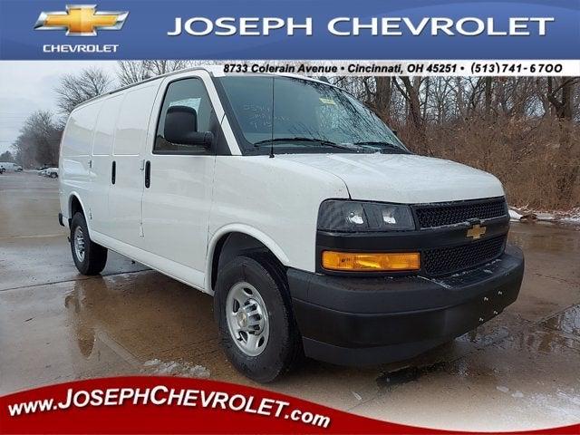 2020 Chevrolet Express 2500 4x2, Upfitted Cargo Van #L81947 - photo 1