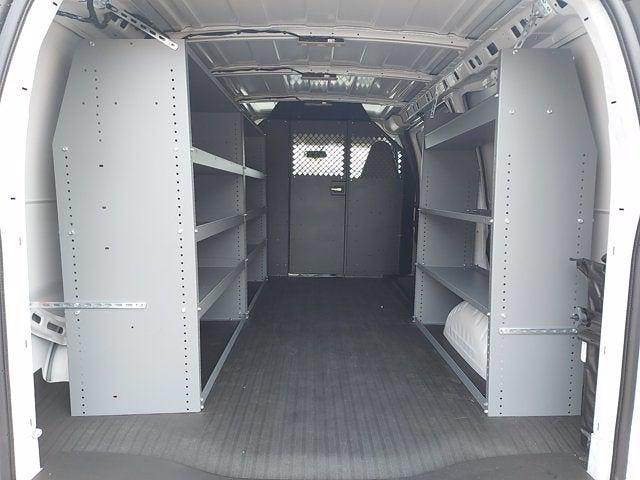 2020 Chevrolet Express 2500 4x2, Upfitted Cargo Van #L81947 - photo 2