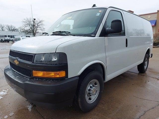 2020 Chevrolet Express 2500 4x2, Upfitted Cargo Van #L81947 - photo 3