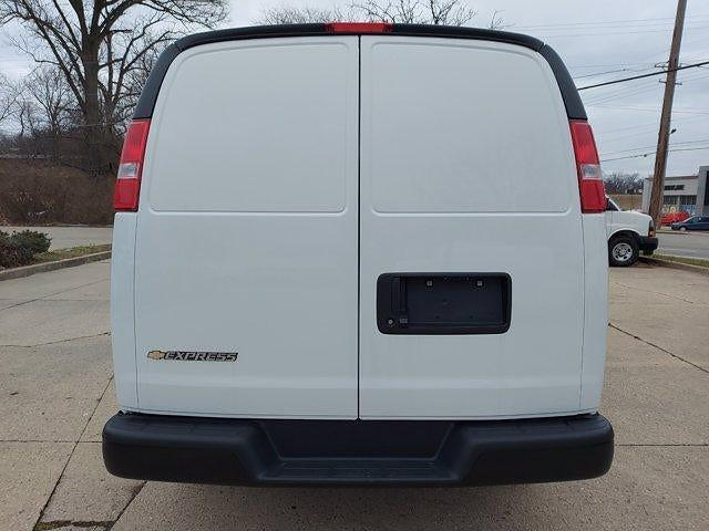 2020 Chevrolet Express 2500 4x2, Upfitted Cargo Van #L81949 - photo 7