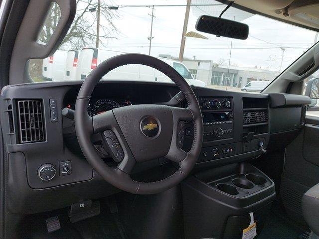 2020 Chevrolet Express 2500 4x2, Upfitted Cargo Van #L81949 - photo 10