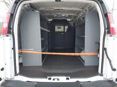 2020 Chevrolet Express 2500 4x2, Upfitted Cargo Van #L81949 - photo 2
