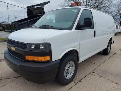 2020 Chevrolet Express 2500 4x2, Upfitted Cargo Van #L81949 - photo 4