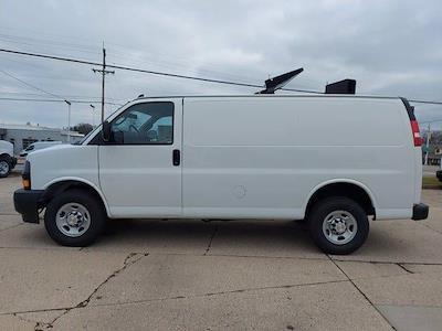 2020 Chevrolet Express 2500 4x2, Upfitted Cargo Van #L81949 - photo 5