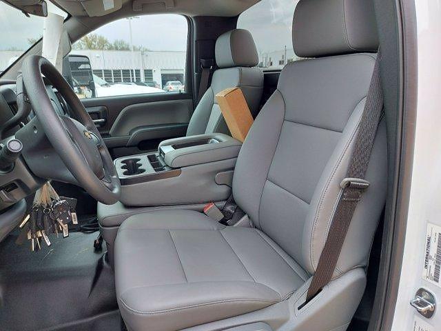 2021 Silverado 5500 Regular Cab DRW 4x2,  Crysteel E-Tipper Dump Body #M70727 - photo 13