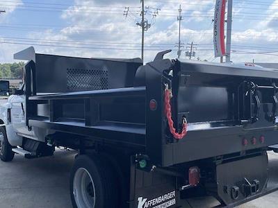 2021 Silverado 5500 Regular Cab DRW 4x2,  Crysteel E-Tipper Dump Body #M70727 - photo 2