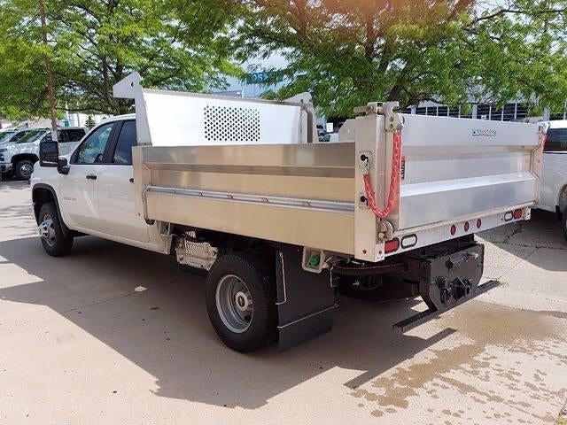 2021 Chevrolet Silverado 3500 Crew Cab 4x4, Duramag Dump Body #M70812 - photo 1