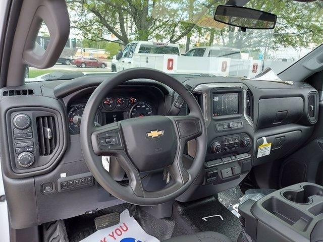 2021 Silverado 2500 Regular Cab 4x4,  Reading Classic II Steel Service Body #M70844 - photo 11