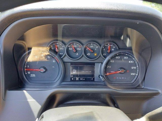 2021 Silverado 2500 Double Cab 4x4,  Duramag Platform Body #M70915 - photo 20