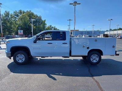 2021 Silverado 2500 Double Cab 4x4,  Royal Truck Body Service Body #M70939 - photo 13