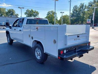 2021 Silverado 2500 Double Cab 4x4,  Royal Truck Body Service Body #M70939 - photo 17