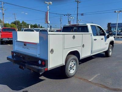 2021 Silverado 2500 Double Cab 4x4,  Royal Truck Body Service Body #M70939 - photo 4