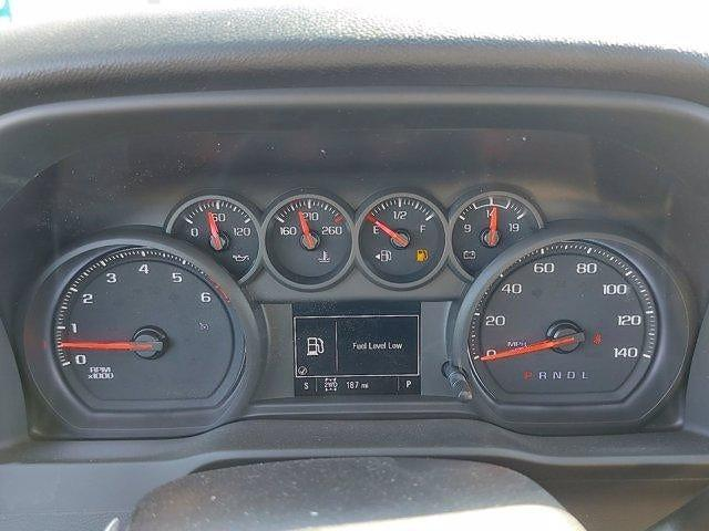 2021 Silverado 3500 Regular Cab 4x4,  Knapheide Steel Service Body #M71036 - photo 10