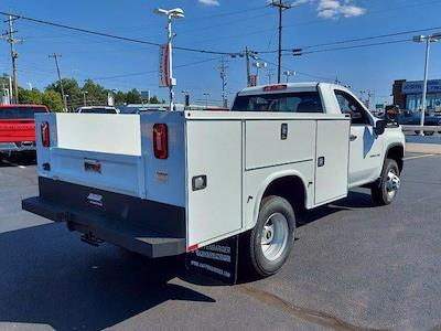 2021 Silverado 3500 Regular Cab 4x4,  Knapheide Steel Service Body #M71036 - photo 2
