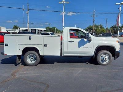 2021 Silverado 3500 Regular Cab 4x4,  Knapheide Steel Service Body #M71036 - photo 8