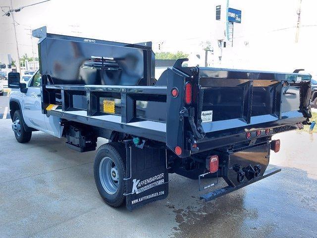 2021 Silverado 3500 Regular Cab 4x4,  Crysteel E-Tipper Dump Body #M71048 - photo 6