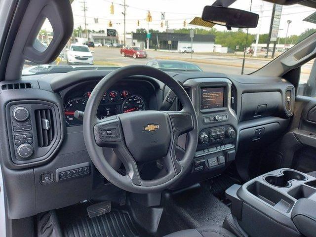 2021 Silverado 3500 Regular Cab 4x4,  Crysteel E-Tipper Dump Body #M71048 - photo 9