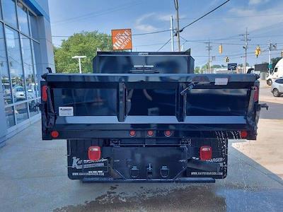 2021 Silverado 3500 Regular Cab 4x4,  Crysteel E-Tipper Dump Body #M71048 - photo 7