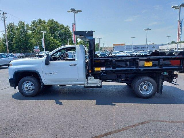 2021 Silverado 3500 Regular Cab 4x4,  Crysteel E-Tipper Dump Body #M71049 - photo 5