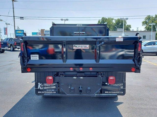2021 Silverado 3500 Regular Cab 4x4,  Crysteel E-Tipper Dump Body #M71049 - photo 7